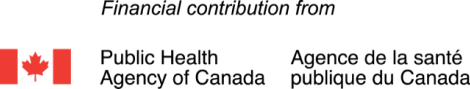 Financial contribution from Public Health Agency of Canada
